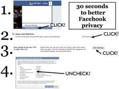 Better Facebook Privacy; if not for yourself, then for your friends
