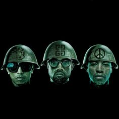 Child Rebel Soldier - Pharrell, Kanye West, and Lupe Fiasco