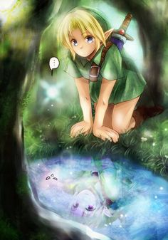 Link at the source