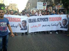 7 Jul 2013 - Obama .. Fu** off Egypt Revolution ! #Egypt #Obama