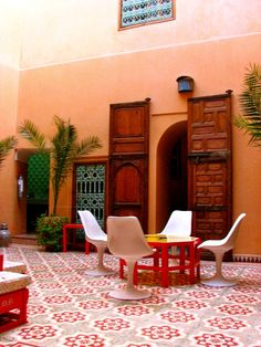 Riad Yima Cafe  Marrakech