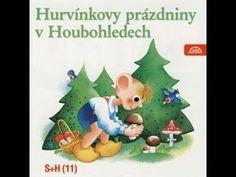 HURVÍNEK Prázdniny v Houbohledech - YouTube Youtube, Youtubers, Youtube Movies