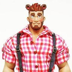 Hello all ! Your sexy and cute guy ! #tossatossa #outcollectorfigures #maledoll #gaydoll #sexyguy #sexytoys