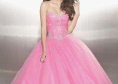 fairytale pink dress