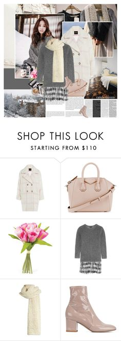"""Good Morning..May your joy be great,May your cup overflow."" by rainie-minnie ❤ liked on Polyvore featuring Oris, Juicy Couture, Givenchy, J.Crew, I Love Mr. Mittens and Valentino"