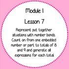 Engage NY Smart Board 1st Grade Module 1 Lesson 7