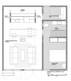 Micro House Plans, Small House Plans, Prefab Homes, Modular Homes, Plans Architecture, Sustainable Architecture, Contemporary Architecture, Low Budget House, Prefab Buildings