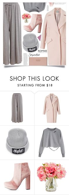 """""""Vermillion Promise"""" by violet-peach ❤ liked on Polyvore featuring Charlotte Russe, Kate Spade and Anja"""