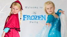Frozen Party! - http://www.jemmaupsonphotography.com/2014/04/13/frozen-party/ - What is with this Frozen craze?!?!  It seems to be taking over the world.  It certainly took over our house last weekend at my daughter's 6th birthday party!  What a fun theme to organise – lots of winter wonderland decorations and party food to make and games to play like ...
