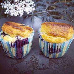 Kékáfonyás muffin - ami #glutenmentes és #tejmentes  is! #mutimitsütsz #mutimiteszel #mutimiteszel_mentes #gasztro #mik_gasztro #muffin #hétvégisüti #gasztronomia  #ikozosseg #sütemény #süti Muffin, Hamburger, Breakfast, Food, Mint, Morning Coffee, Essen, Muffins, Burgers