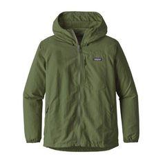 59b4390afb3c8 Patagonia Men s Tezzeron Jacket Buffalo Green XL Hooded Jacket