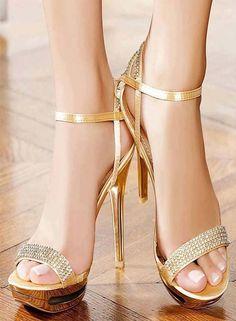 Latest Bridal High Heel Girl Shoes -  http://www.inews-news.com/women-s-world.html