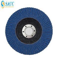 China abrasive zirconia aluminum flap disc with good quality