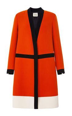 Coats Lady and Red on Pinterest