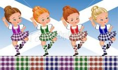 Tartan Day Graphic from istockphoto