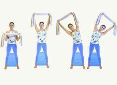 Fai gli esercizi di pilates per allungare la schiena e tenerti dritto. Sarà molto utile per contrastare dolori dovuti ad una postura errata