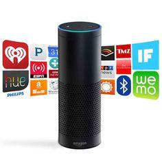 14a23938f8 Amazon Echo - Amazon Official Site - Alexa-Enabled