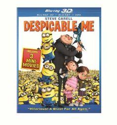 Amazon - Despicable Me 3D