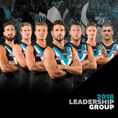 PAFC 2018 Leadership Group Love My Boys, Great Team, Sexy Men, Leadership, Australia, Football, Club, Group, Memes