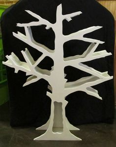 Funky Tree Bookcase