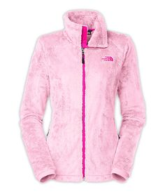 Osito 2 Fleece Jacket | The North Face® | Free Shipping Pink Lady