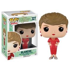 [Preorder] The Golden Girls Pop! Vinyl Figure Blanche Estimated Release Date: August 2016 (Subject to change) *ATTENTION* Pre-Orders do not ship until ALL items in your order are in stock. Please plac