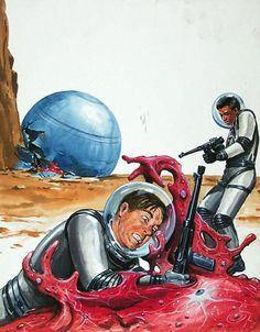 11200: Karl Stephan: Terra Extra #167