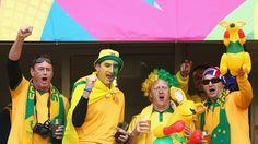 Brazil 2014: Australia vs Netherlands in Pictures - FIFA.com