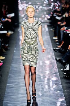Naeem Khan Fall 2012 Ready To Wear Collection (From Mercedes Benz Fashion Week, New York, Fall 2013)