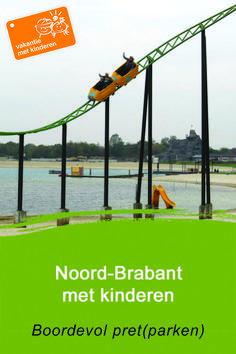 Vakantie in Noord-Brabant met kinderen: boordevol pret(parken)