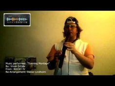 Sample Modeling - The Trumpet - Rocky IV -Training Montage Training Montage, Greatest Songs, Trumpet, Modeling, Cover, Modeling Photography, Trumpets, Models