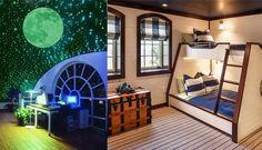 Современная трендовая детская тематическая Детская комната 2018  #детская_комната_2018 #детская_комната #идеи_детской #дизайн_детской #интерьер #дизайн_дома