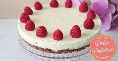 Nos aseguran los autores de la receta que además de tener un bonito aspecto, esta tarta está riquísima.