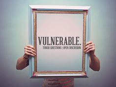 Jacob Brenton » Vulnerable Series