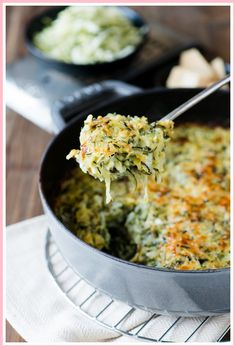 Zucchini and wild rice gratin protein recipes, meatless recipes, protein foods, vegetarian recipes Vegetarian Recipes, Cooking Recipes, Healthy Recipes, Protein Recipes, Cheap Recipes, Vegan Protein, Protein Foods, Diabetic Recipes, Healthy Meals