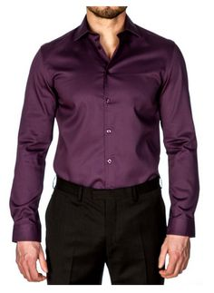 horst Men's Solid Color Slim Fit Long Sleeve Dress Shirt...  Our credo is simple: Be proud of who we are. Stay chic and elegant, even during the most extravagant occasions. Take advantage of all the pleasures that life has to offer.  #picsandpalettes #horst #Amazon