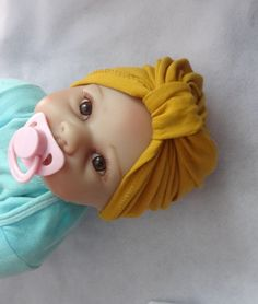 baby turban , hospital hat, baby girl hat, turbans for tots , sitter turban hat, turban head wrap, baby turban hat, turban for kids