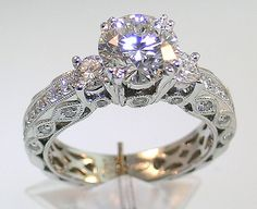 From The 1950s When Rings Were Actually Unique