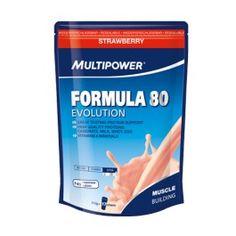 Bebida Recuperadora Formula 80 Multipower Fresa