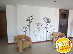 adhesivos decorativos salas