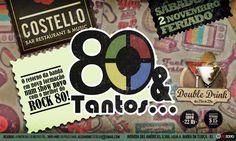 Costello Barra apresenta a banda 80 & Tantos • Barrazine