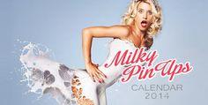 Milky Calendar 2014