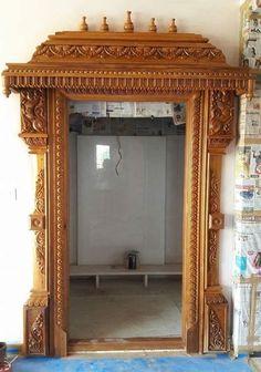 Home Decor Habitacion .Home Decor Habitacion Pooja Room Door Design, Bedroom Door Design, Home Room Design, House Design, Indian Main Door Designs, Indian Home Design, Indian Home Decor, Main Entrance Door Design, Wooden Front Door Design