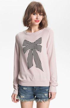 Wildfox Coco Graphic Sweatshirt (Nordstrom Exclusive) | Nordstrom