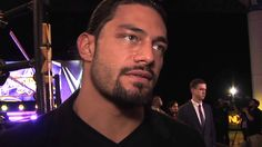 Roman Reigns Interview: On the Evolution of The Shield, Dwayne 'The Rock...Nice interview..Love this guys smile and sense of humor.