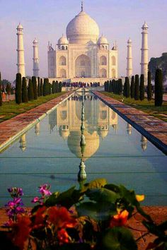 Taj Mahal, India was definately an experience of a lifetime seeing one of the 7 wonders of the world!