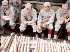 BaseballInColor (@BaseballInColor)   Twitter Sports Images, Sports Photos, Boston Sports, Boston Red Sox, Baseball Photos, Baseball Cards, Baseball Stuff, Babe Ruth, Ny Yankees