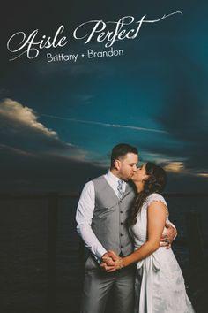 Aisle Perfect Wedding Panama City Wedding by Robert J Hill Photography