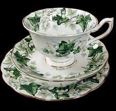 Royal Albert, Ivy Lea pattern