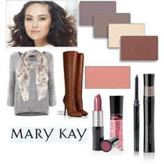 """Fall Beauty Look"" by marykayus Order look: www.marykay.com/michelledoucette"
